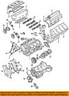 FORD OEM-Valve Cover Gasket 7T4Z6584A