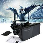 Portable Virtual Reality 3D Video Glasses For iPhone Samsung LG Google Cardboard
