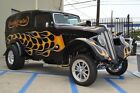 Willys : Sedan Delivery  Gasser 1933 willys sedan delivery gasser hot rod catch me if you can classic