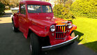 Willys : Model 6-226 4WD Pickup 1955 overland model 4 wd pick up