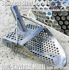 1.5mm Beach Sand Scoop by COOB Metal Detector - Hunting Tool Stainless Steel