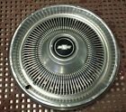 """Vintage 1970 - 1975 Chevrolet 15"""" 15 Inch Pickup Monte Carlo Hubcap Wheelcover"""