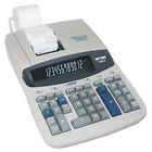 "12-Digit Calculator,2-Clr Printing,8-3/4""x12-1/2""x2-3/4"",GY VCT15606"