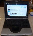 compaq presario x1400 notebook, 1gb ram, 80gb hard drive, used, boots sometimes