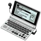 SHARP PW-AM700-S Silver Papyrus Electronic Dictionary Japan Seller F/S J1144