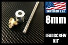 8mm Leadscrew Kits - Long 600mm/700mm/800mm/1000mm Lengths THSL8 for 3D Printers