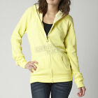 Fox Womens Yellow Fade Incentive Zip Hoody - 09699-095-L  ( Size Large )
