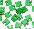 Jumper Cap / Shunts / Jumper Pins - 2.54mm, 50 Pcs, Green