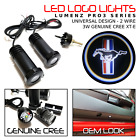 Mustang LED Courtesy Door Lights Ghost Shadow Logo Projectors Puddle Lamps