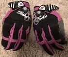 Joe Rocket Ladies' Textile Motorcycle Gloves, Small (Like-New Condition)