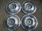 "4 HEMI Type DISC BRAKE/TURBINE 15"" Wheel Covers/Hub Caps 67 68 69"