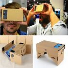 5.7 ULTRA CLEAR Google Cardboard Valencia Quality Virtual Reality VR 3D Glasses