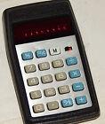 APF Electronics Vintage Pocket Calculator Model Mark 26 Made Japan RED LED WorKs