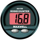 Maxwell AA150 Chain   Rope Counter