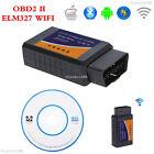 WiFi Wireless ELM327 OBDII OBD2 Car Diagnostic Scanner Tool Scan Code Reader Kit