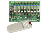 Velleman VM118 8-CHANNEL RF REMOTE CONTROL SET