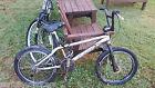 Haro Bikes Dave Mirra Fusion Freestyle 540 Air chrome small boys bike needs work