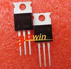 2pcs 2SC2078 TO220 27Mhz RF Power Amplifier NEW