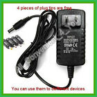 US Power Supply Adapter For SEAGATE ST3250824U2-RK EXTERNAL HARD DRIVE