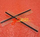 10PCS 1*40 40Pin 2.0mm 20mm Long leg single row Male Breakable Pin Header