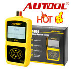 AUTOOL BT-360 Car 12V Battery System Tester Cranking Charging Battery Test AGM