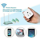 Wireless WiFi Phone Remote Repeater Smart Timer Power Switch Socket Home US Plug