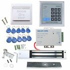 RFID Door Access Control System Kit, AGPtEK Home Security System With 280kg