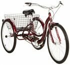 "26"" Schwinn Meridian Adult Tricycle, Cherry Red"