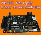 TCP/IP WG2001 single 1 Door Net Access Controller 20K Users 100K Event buffers !