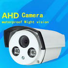 720P AHD Bullet Camera CCTV Outdoor Security 2 IR LED Night Vision HD Analog BNC