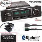 RetroSound Hermosa-B Radio/Bluetooth/USB/Mp3/3.5mm AUX-In 4 ipod-502-36-VW