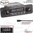 RetroSound LAGUNA-C Radio/3.5mm AUX-In for ipod/Push Button-402-36-Euro-BMW
