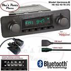 RetroSound Hermosa-B Radio/Bluetooth/USB/Mp3/3.5mm AUX-In 4 ipod-402-40-BMW
