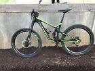 2015 Cannondale Trigger Team Carbon 27.5 Small Enve XX1