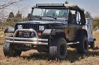 1994 Jeep Wrangler  1994 JEEP Wrangler 2D 4x4  with Camping Trailer