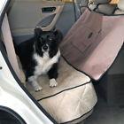 K&H Manufacturing KHSeatSaver-Tan Car Seat Saver W/ 600 Denier Nylon