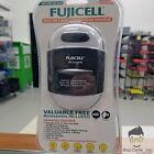Fujicell Rapid AA & AAA Battery Charger - USB Charge phone/ipod/camera Fuji-500F