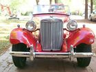 1952 MG T-Series New Chrome 1952 MGTD ROADSTER -GARAGE-KEPT SINCE 2010 REBUILD-GREAT RUNNING CAR