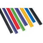 Blue Slides Pair Polaris TX 250 340 440  440X 1976 1977 1978 1979