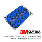Remove 3M Cleaning 190-200g Wash Detailing Auto NEW Bar Clay Car Magic Marks