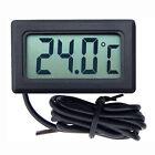 Freezer Men's Fashion For Measure Temperature Thermometer Digital LCD Sensor