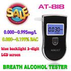 Greenwon Semi-conductor Professional Digital Breath Alcohol Tester Breathalyzer