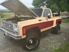 1979 GMC Sierra 1500  Frame Off--ZERO Rust--New 350 Motor 4x4 with 4 inch lift and 36 in Cooper Tires