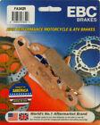 EBC FA342R R Series Long Life Sintered Brake Pads see fit