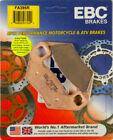 EBC FA395R R Series Long Life Sintered Brake Pads see fit