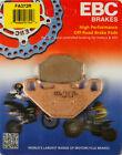 EBC FA372R R Series Long Life Sintered Brake Pads see fit