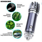 12V Mini Car Anion Ozone Generator Air Cleaner Purifier Filter Ionizer Oxygen