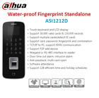 DAHUA Access Control Water-proof Fingerprint Standalone ASI1212D