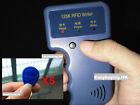 Portable 125KHz RFID Card Writer Copier duplicator+ 5 Writable RFID Keyfobs