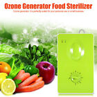 Lightweight Ozone Generator Ozonator 400mg/h Air Purifier Water Sterilizer OB